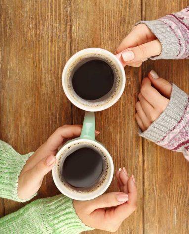 Neem deel aan de Koffietafels
