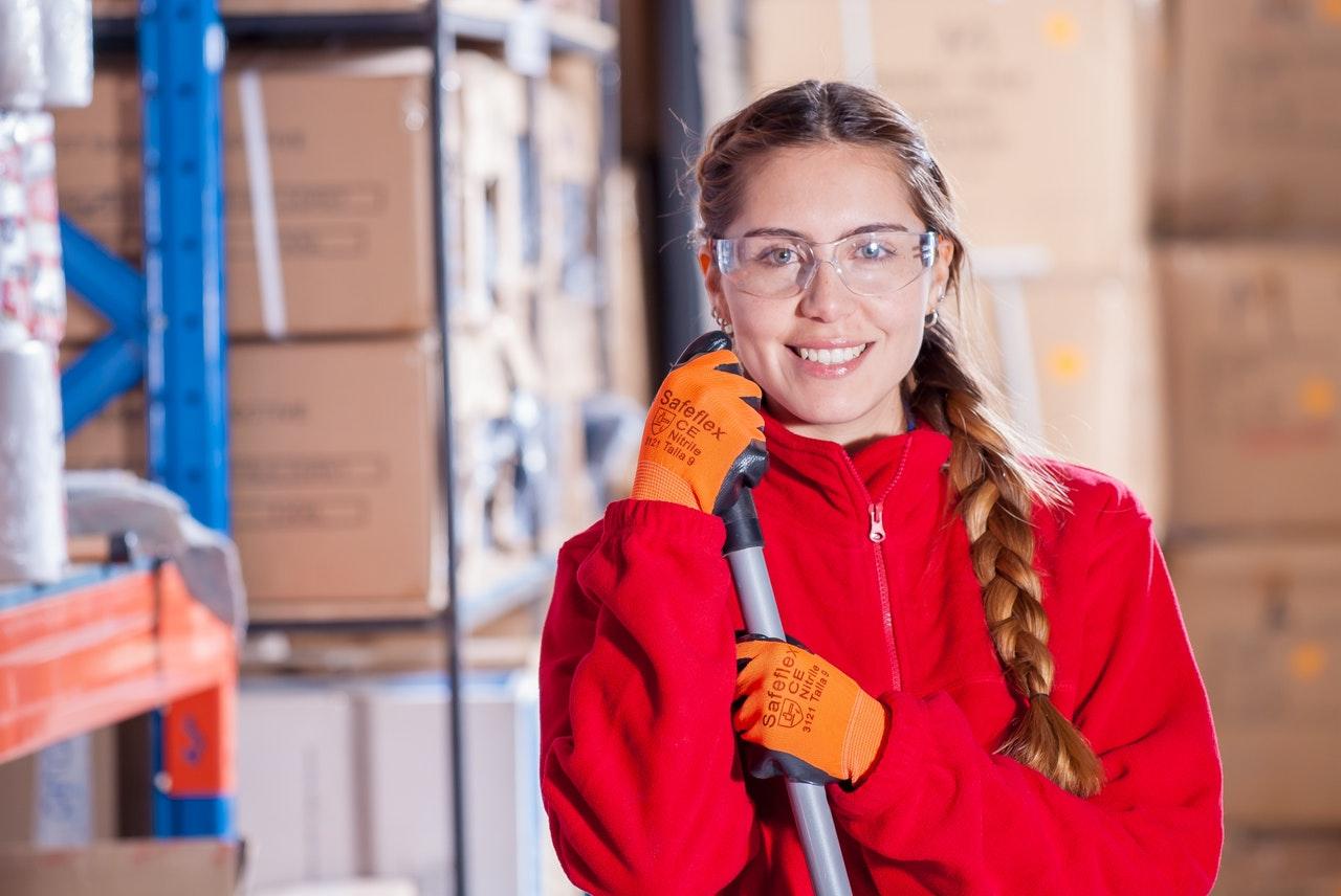 vrijwilliger met een uitkering